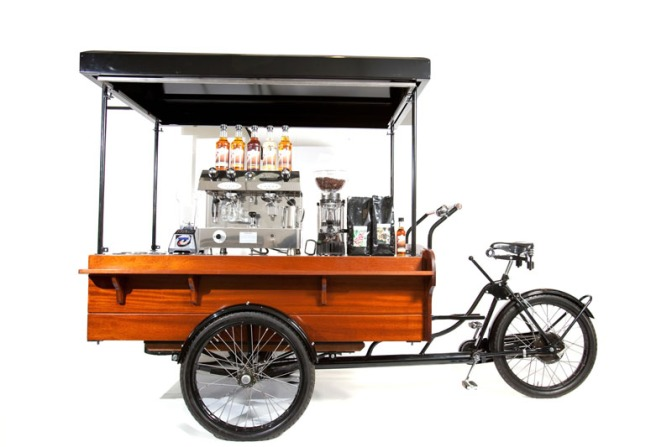 This one is made by the premier Dutch company Work Cycles and is used by a dealer in the UK