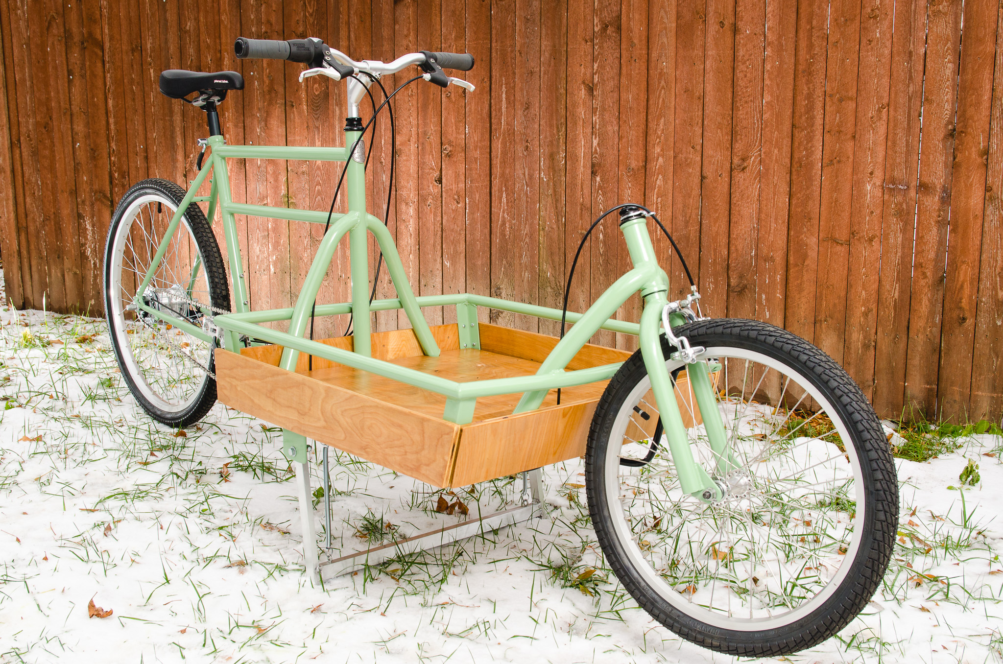 Customer Review: The Clyde – Oak Cliff Cargo Bicycles
