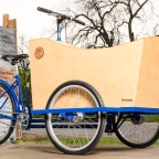Meet the Bonnie Wagon:  The Neighborhood Hauler!