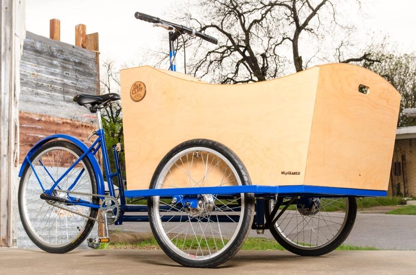 The Bonnie Wagon, 3-4 passenger