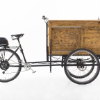 2016 Yvonne Food and Beverage Cargo Bicycle