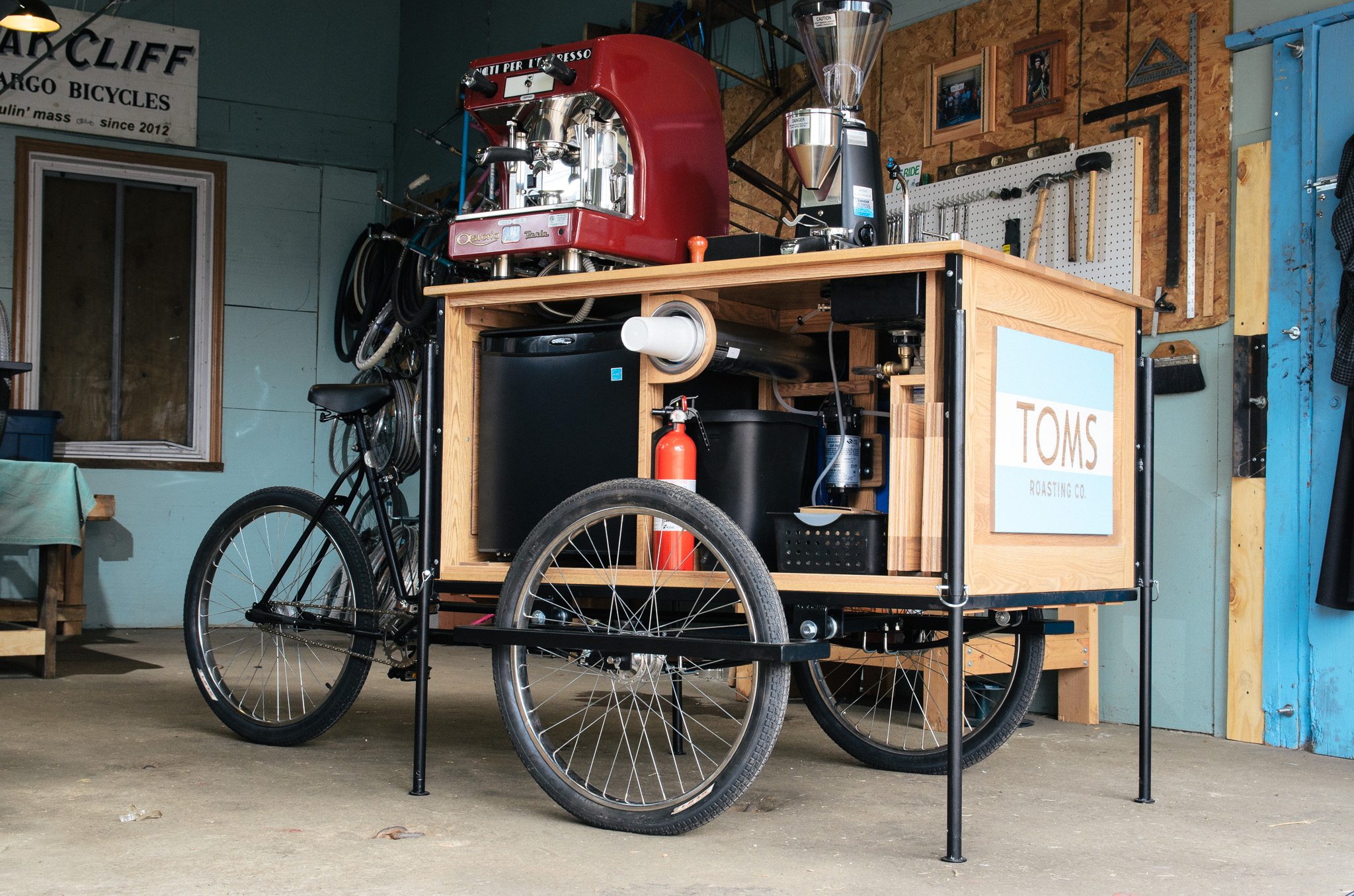 Business Oak Cliff Cargo Bicycles