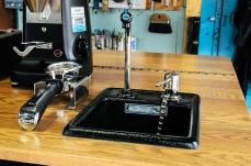 Each Yvonne has a working bar sink