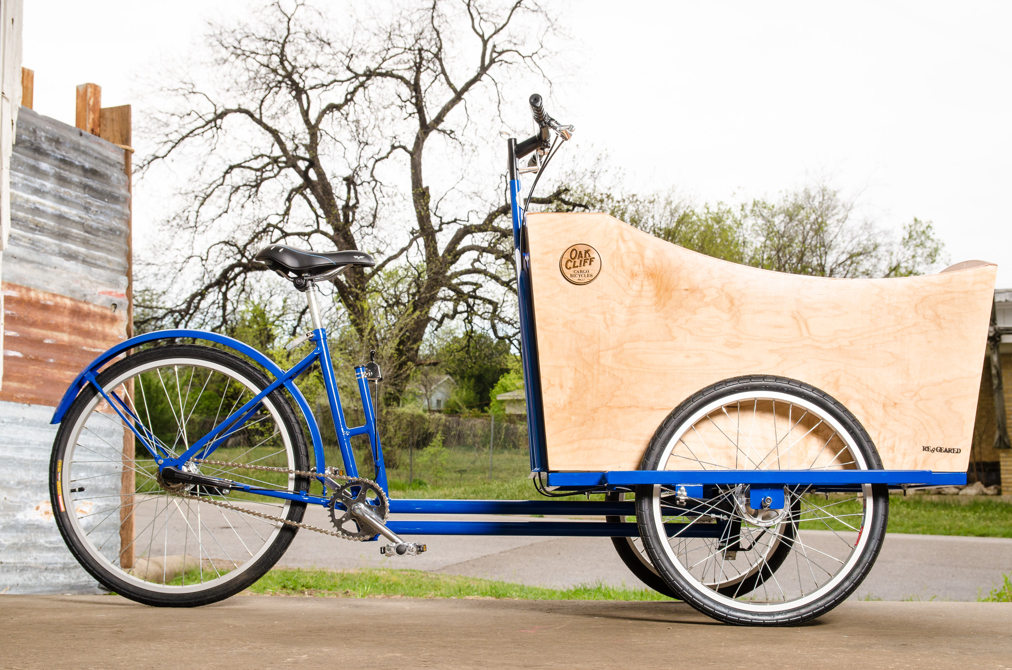 New frame colors inspired by Texas! – Oak Cliff Cargo Bicycles