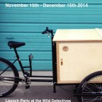 Oak Cliff Cargo Bicycles Launches KickStarter Campaign at Wild Detectives, November 15th, 1:00 pm – 3:00 pm